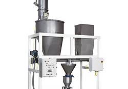 Prater-Sterling's Weighing and Batching Solutions for the Food Industry