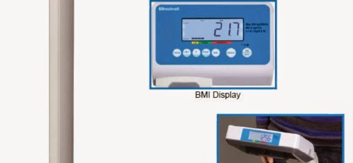 New HS-250 Physician Scale from Brecknell