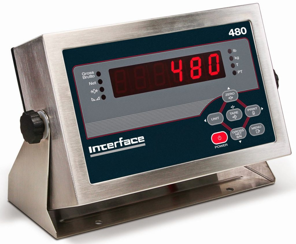 Interface-Force-Weighing-Indicator