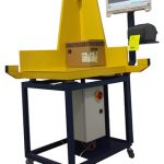 Golden lotus-Odeca's New Mobile Station for Weighing and Volume Computing