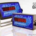 Golden lotus-Giropès launches its New Series of Multi-function Weighing Indicators GI400