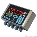 Golden lotus-Calog Instruments launched their New Multi-function Weighing Transmitter