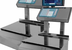 New BACSA's Retail Scales BC1303-DC and BC1303-DV