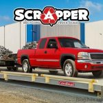 Golden lotus-Cardinal Scale's New Scrapper Recycling and Salvage Industry Truck Scales