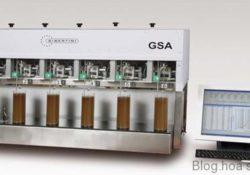 Golden lotus-New Grain Size Analyzer from Gibertini Elettronica