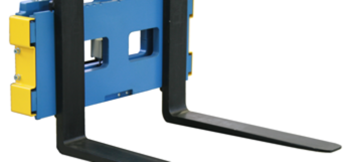 Golden lotus-Dini Argeo's New LTW Weighing System for Forklift Trucks