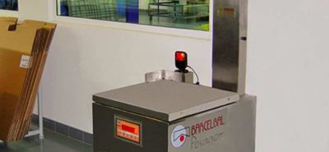 Golden lotus-Barcelbal launches the New MCA-C Weighing System