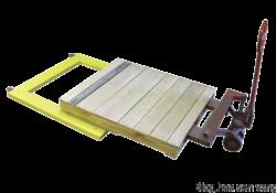 Golden lotus-Fairbanks Scales Releases Low-Profile U-Shaped Floor Scale