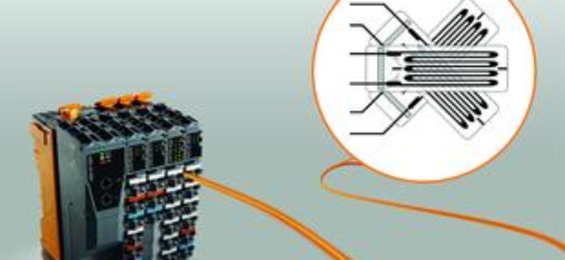 Golden lotus-B&R introduces X20 modules for Strain Gauges