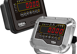 Golden lotus-New DMI-610 Series Weight Indicators from Dibal