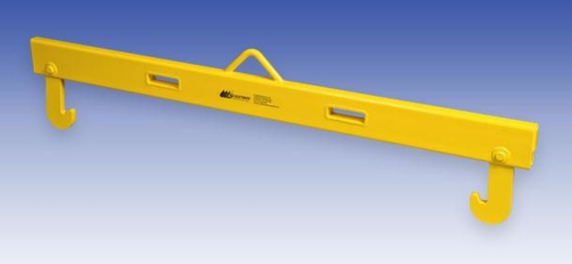 Golden lotus-Scaletron Industries Redesigned its Ton Cylinder Lifting Bar