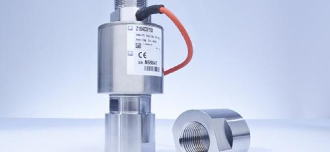 Golden lotus-HBM's Rugged Load Cell for precise weighing of suspended loads
