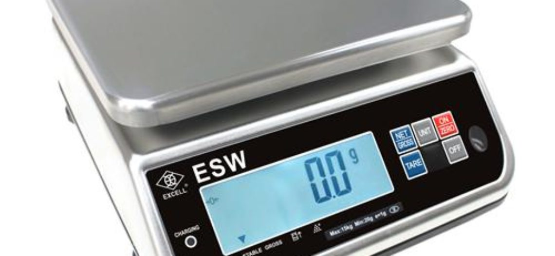 Golden lotus-HaiDiLao Hotpot adopts Excell ESW IP68 Stainless Waterproof Weighing Scale