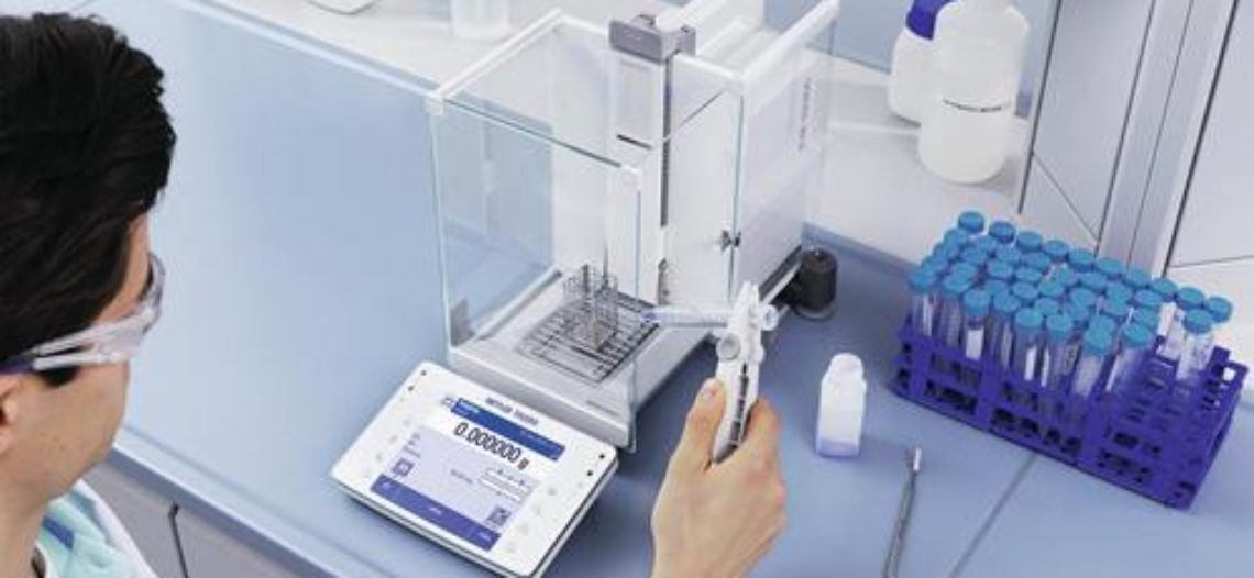 Golden lotus-New XPE206DR Analytical Balance from Mettler Toledo