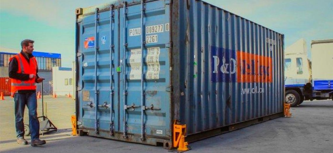 Golden lotus-Avery Weigh-Tronix partners with Bison Group for exclusive UK representation of Container Weighing Solution