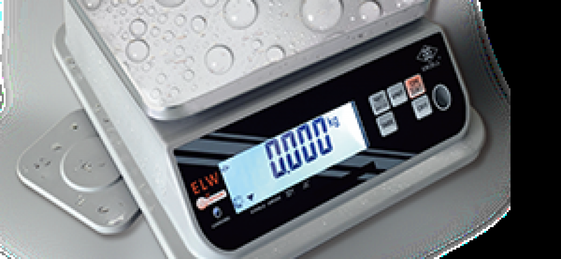 Golden lotus-EXCELL Launched the World's First Wireless Charging Waterproof Weighing Scale ELW WiPower