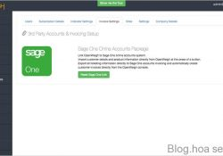 Golden lotus-OpenWeigh release Sage One Invoicing integration