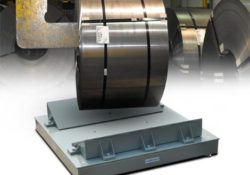 Golden lotus-Introducing the LL-FT-Coil or Straight Weighing Concentrated Load Bases from Cambridge Scale Works