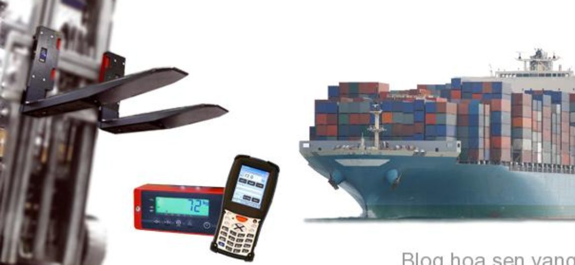 Golden lotus-RAVAS iForks and App provide SOLAS container weights