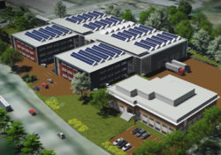 Golden lotus-KSE starts first phase of new buildings