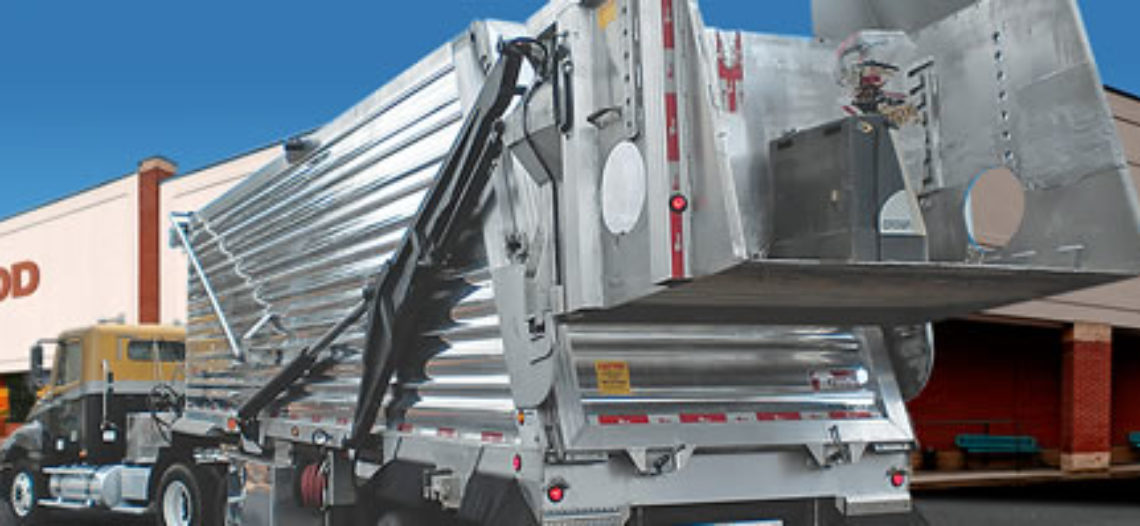 Golden lotus-LoadMan Shipping On-Board Scales for Travis Tote Dump Trailers