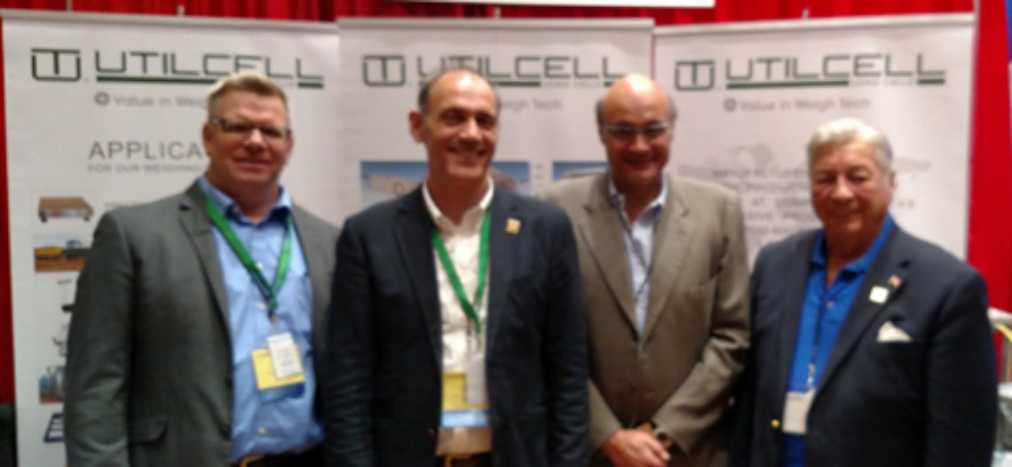 Golden lotus-Utilcell attends the Century of the ISWM