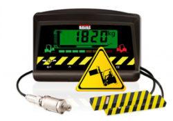 Golden lotus-RAVAS-SafeLoad: active load diagram alerts forklift driver in case of unsafe lifting