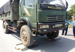 Hòa Bình: Kiểm soát tải trọng xe lưu động trên đường Hồ Chí Minh