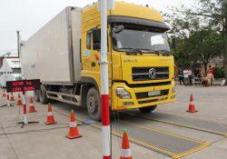 Phát hiện và xử phạt hơn 5.000 xe quá tải