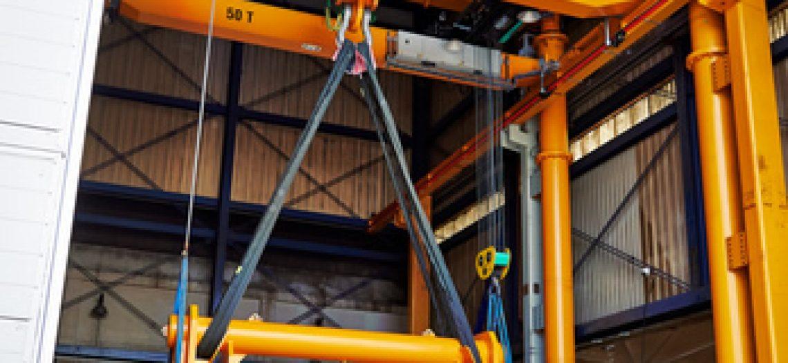 Eilersen Load Cells installed on World's Largest Test Station