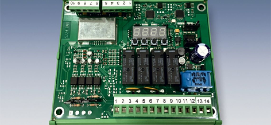 Utilcell's New Electronic Load Limiter LOADGUARD