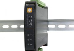 New LCD20 Load Cell and Strain Gauge DIN coot Signal Amplifier from Applied Measurements