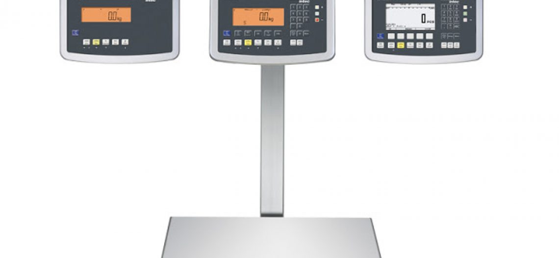 All-New Precision: The Minebea Intec Combics Industrial Scale with a actinometric exactitude of 60,000 increments
