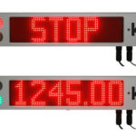 Used Product for Sale – LEDiT Weighing Remote Displays