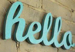 Chào tất cả mọi người!