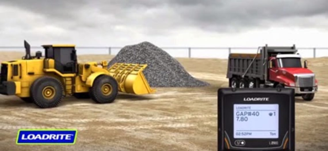 New Video showing how the Loadrite L2180 Wheel Loader Scales works