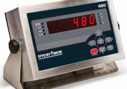 Interface, Inc. announces High-Accuracy Bidirectional Digital Weight Indicator