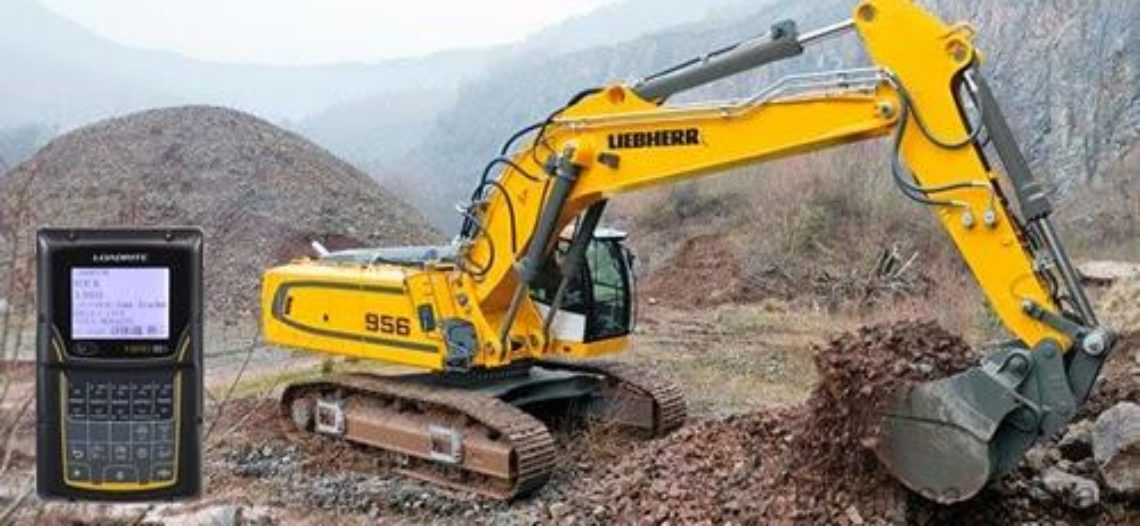Golden lotus-Trimble Announces LOADRITE Ready Liebherr Crawler Excavators