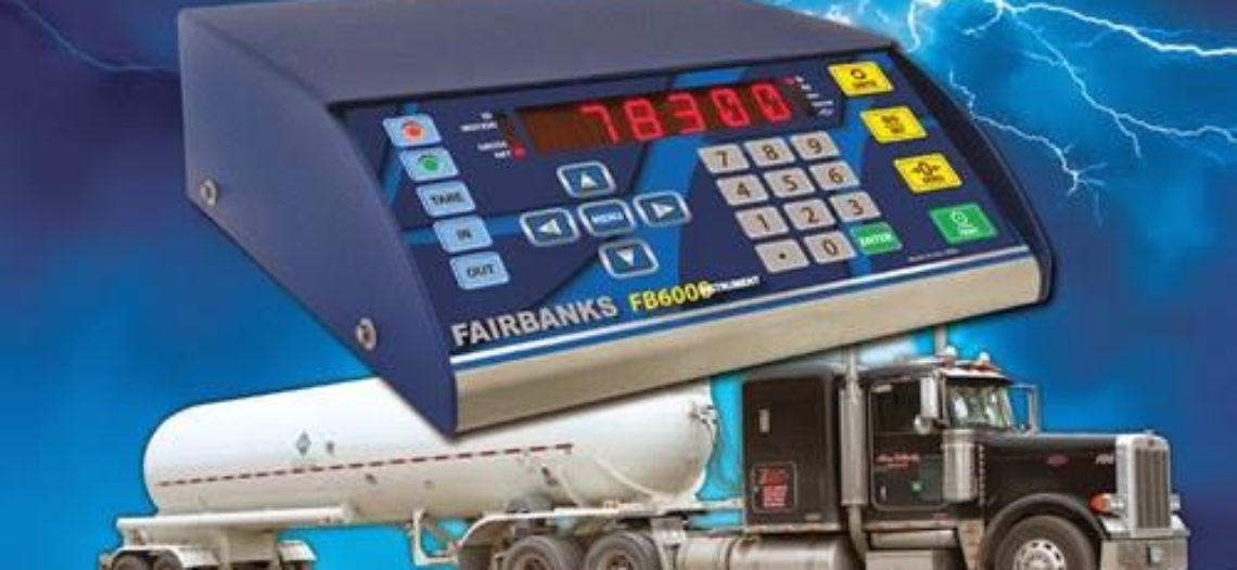 Golden lotus-Fairbanks Scales announces FB6000 Series of High Performance User Friendly Digital Instruments for Vehicle Weighing