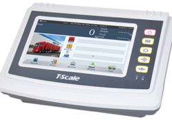 T-Scale's New Intelligent Truck Scale Indicator U8
