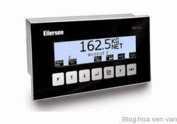 Eilersen 5024G Weighing Terminal now OIML Certified