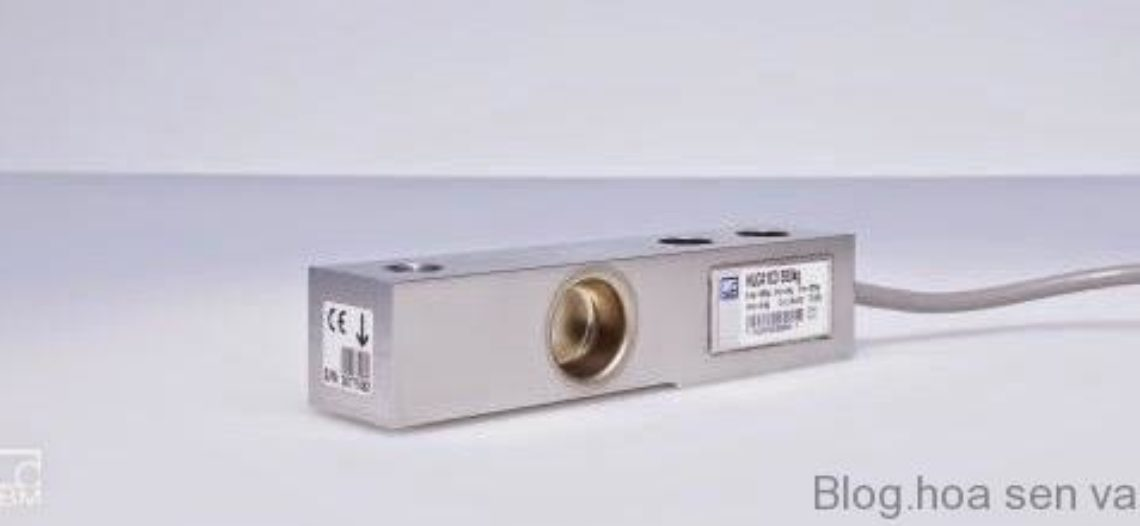 Golden lotus-HBM's New HLC legal-for-trade Load Cell for the small measuring range of 110 kg