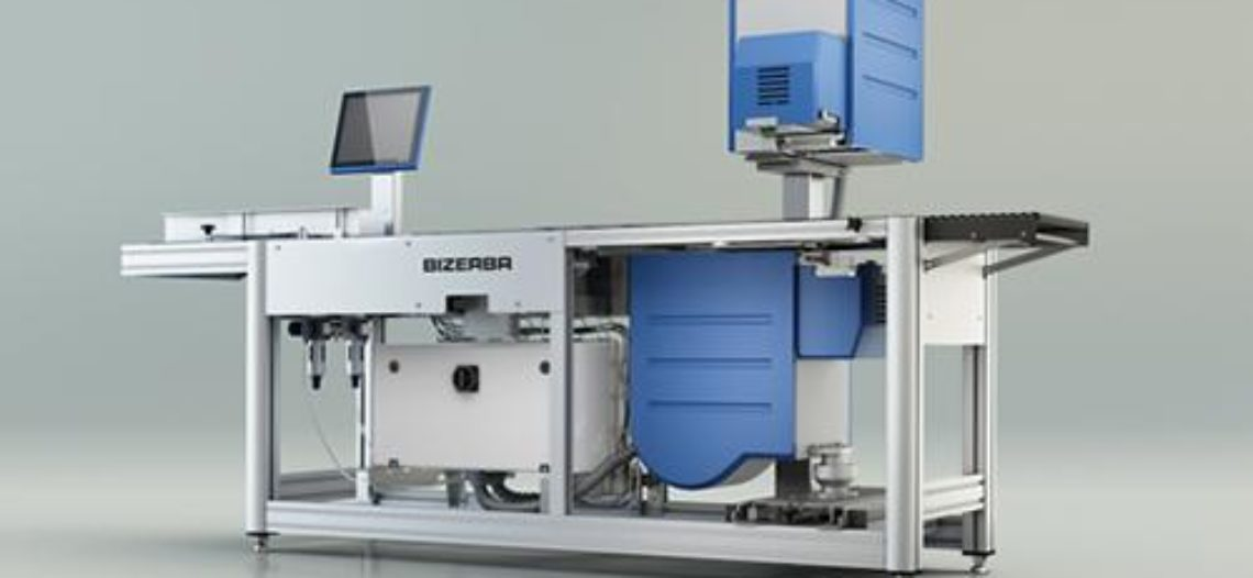 Golden lotus-Weighing and Labeling in the smallest of spaces with the New GLM-Emaxx from Bizerba