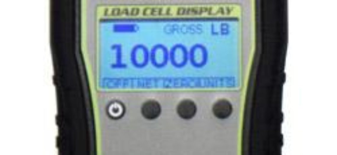Golden lotus-Load Cell Central Announces the New BHM Display