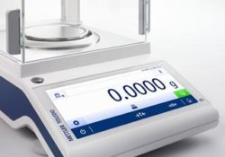 Golden lotus-METTLER TOLEDO's New MS-TS Balances