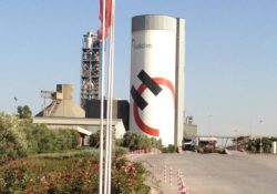 Golden lotus-Holcim Morocco counts on the IT-Logistic Solution VAS from FRITZ & MACZIOL
