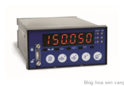 Golden lotus-UTILCELL launches its new version for panel mounting of the Weighing Indicator and high-speed Transmitter SWIFT