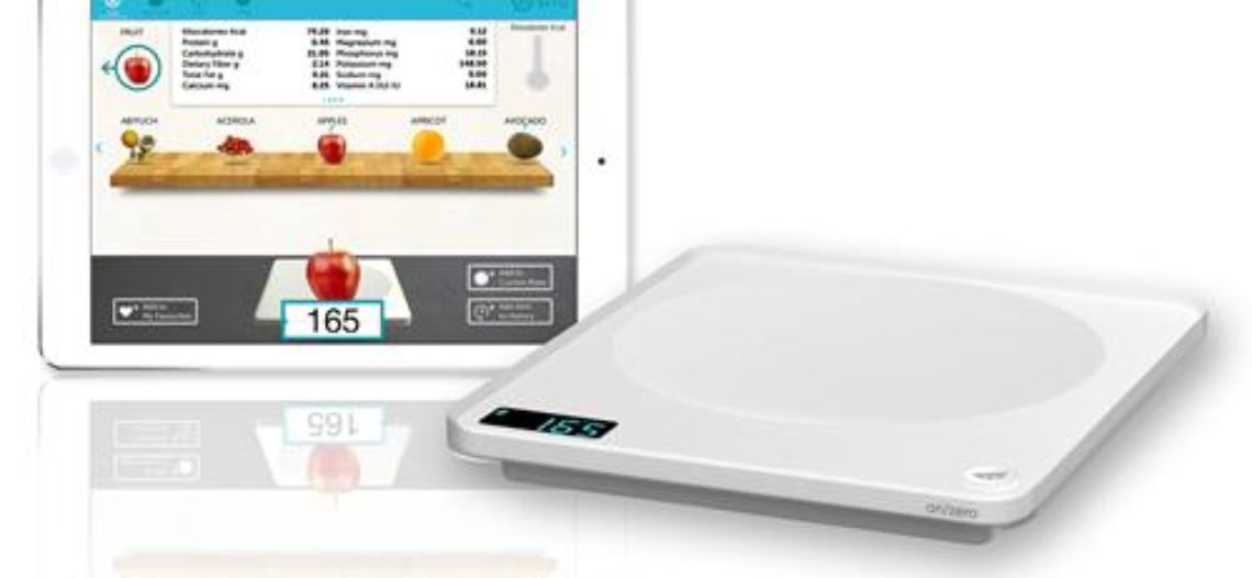 Golden lotus-SITU, the Smart Food Nutrition Scale