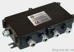 Golden lotus-New Junction Box from Sensocar