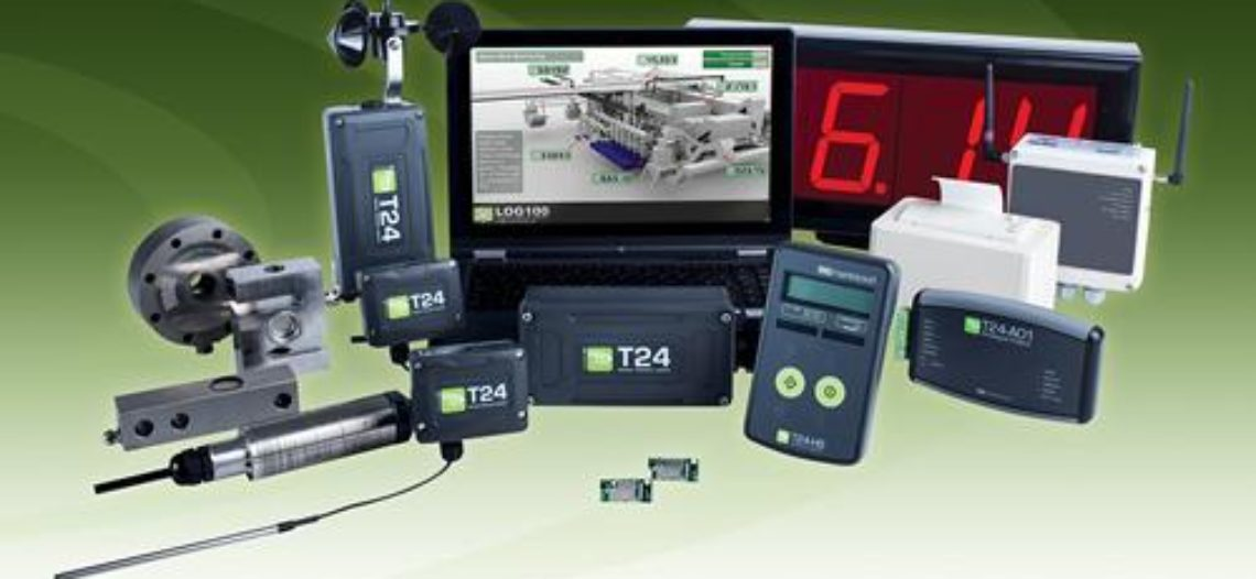 Golden lotus-Mantracourt Launches the Latest Version of its T24 Wireless Telemetry Sensor System
